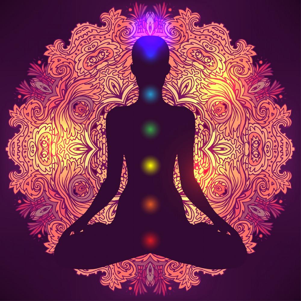 Übung: Erkunde in 9 Schritten dein eigenes Lichtenergiefeld. Lerne deinen Energiekörper und deine Aura zu spüren.